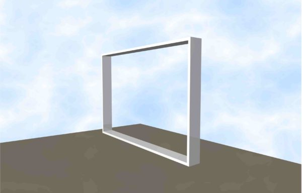 Perimeterabdeckrahmen Standard